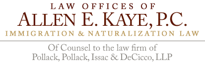 Law Offices of Allen E. Kaye and Associates, P.C. logo